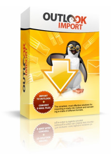 Outlook Import Wizard Free Utility Download - import eml to pst